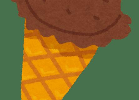 好きな食べ物はアイスと焼きそばです